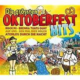 Die größten Oktoberfest Hits (inkl. Hits wie: Rock mi, Atemlos durch die Nacht, Brenna tuats guat, Auf uns uvm.)
