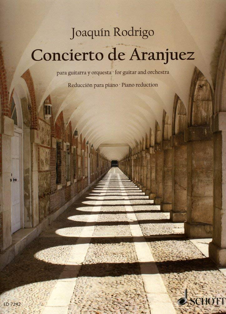 Concierto de Aranjuez: Guitar with Piano Reduction: Amazon.es ...