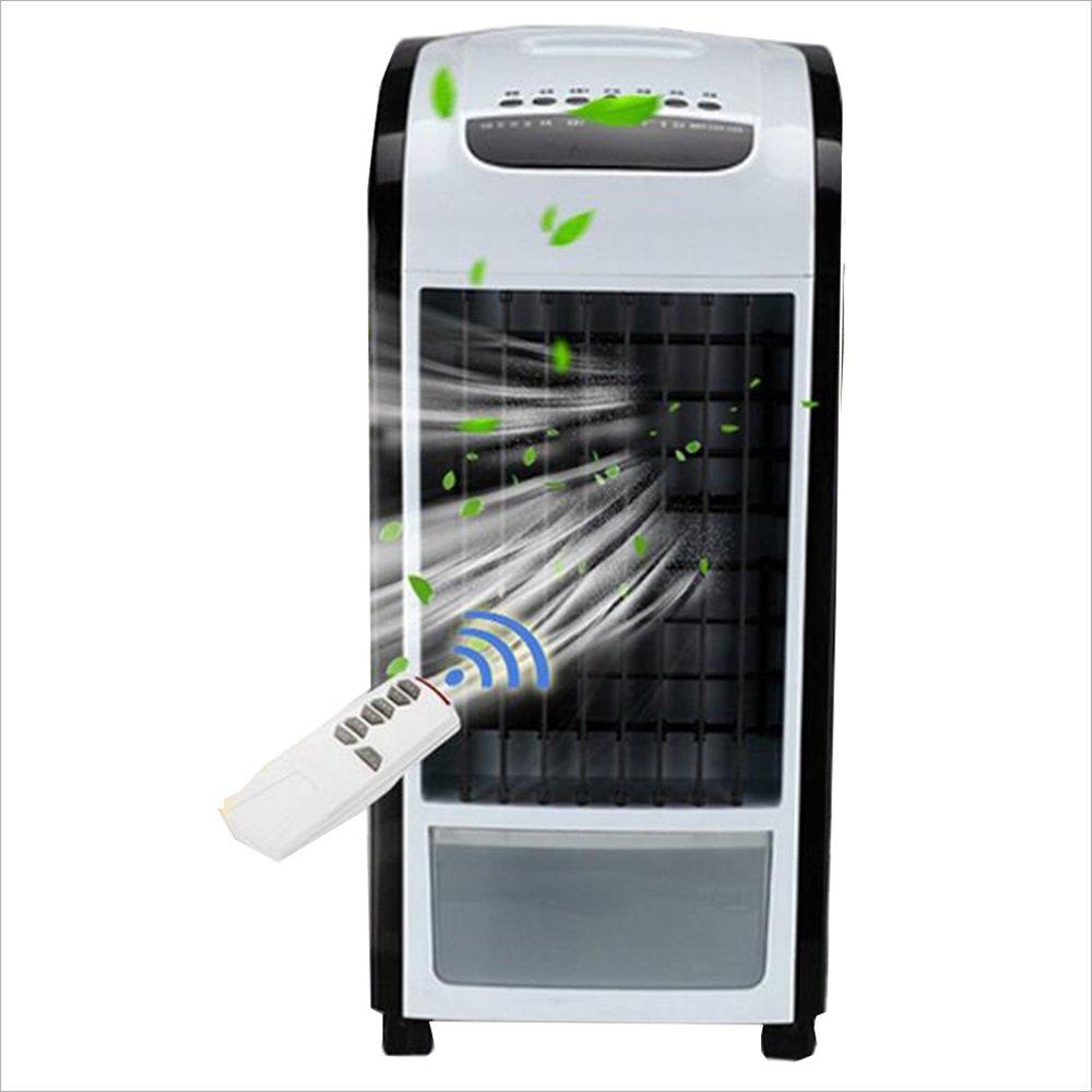 豪華 XIAOYAN 小型エアコンファン加湿ポータブルホームベッドルーム冷却ファン60W XIAOYAN B07FM882MZ, ムラオカチョウ:10fd1be4 --- ballyshannonshow.com