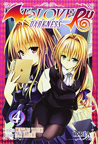 Descargar Libro To Love Ru Darkness 4 Saki Hasemi