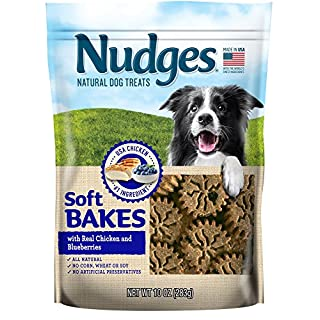 Nudges Soft Bakes with Chicken and Blueberries, 10 oz