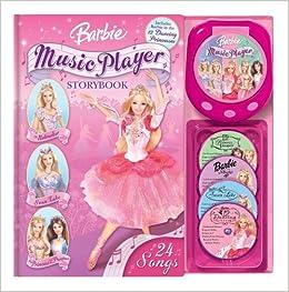 barbie music player storybook music player storybooks reader s