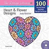 Hearts and Flowers, Judy Balchin, 1844487393