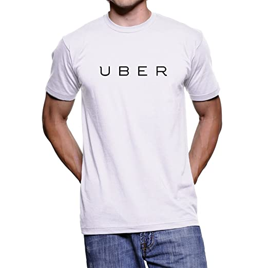 Amazon.com : Fashion Personality T-shirts Series, Uber Sign Unisex Custom T-shirt, Tee Shirt for Uber Driver : Sports & Outdoors