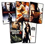 The Prison Break (The Complete 1 - 4 Season / The Final Break)