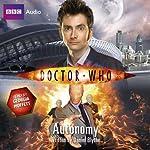 Doctor Who: Autonomy | Daniel Blythe