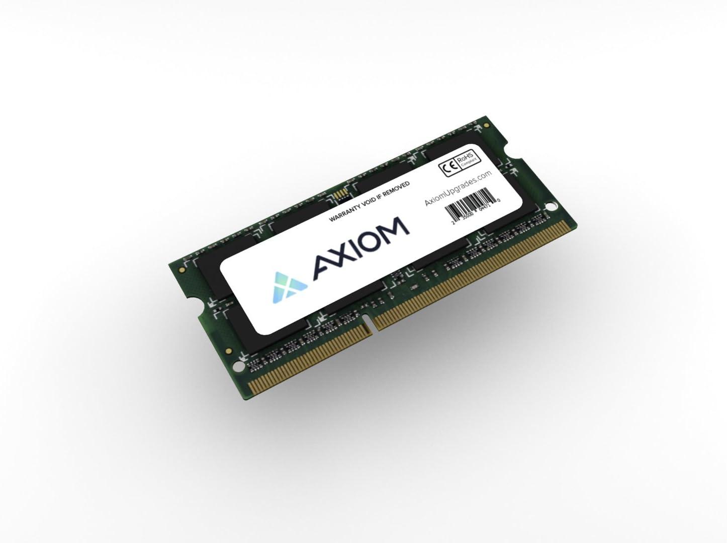 Memory RAM Lenovo 03X6657 Equivalent 8GB DDR3 PC3-12800 1600MHz SODIMM