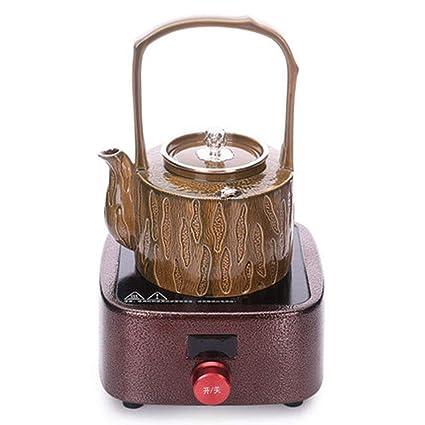 Cerámica Tetera de Salud Tetera de preparación de té Cerámica Resistente al Calor Ceremonia del té