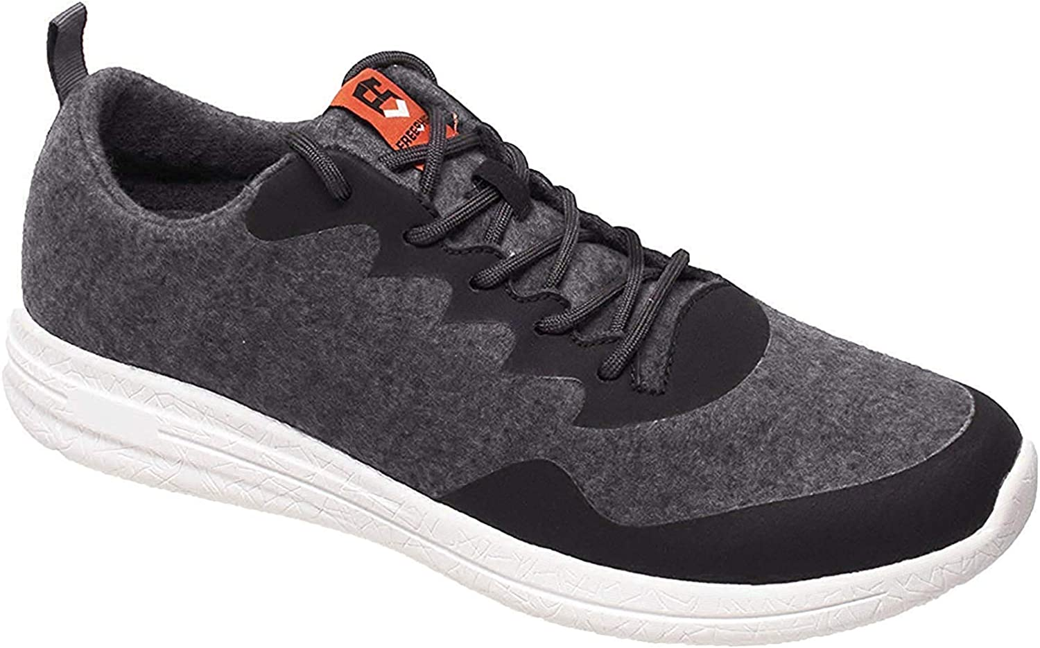 Modern Men s Wool Shoes, Lightweight Sneakers, Odor Resistant Temperature Regulating, Easy to Slip On Clean, All Season Footwear