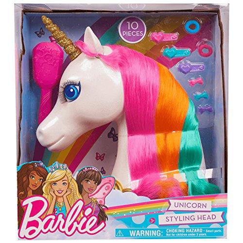 (Barbie Dreamtopia Unicorn Styling Head)