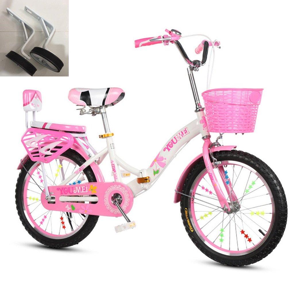 CSQ ファッション自転車、男の子、女の子自転車安全な子供時代の自転車5-18歳の赤ちゃんの補助ホイール自転車115-128CM 子供用自転車 (色 : B, サイズ さいず : 128CM) B07DWMGYNW 128CM B B 128CM
