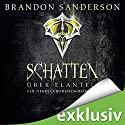 Schatten über Elantel (Mistborn 5) Audiobook by Brandon Sanderson Narrated by Detlef Bierstedt
