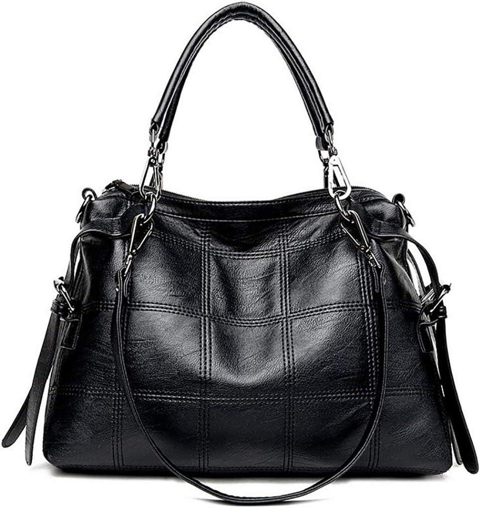 Women Handbag Waterproof Large Capacity Top Handle Bag Shoulder Tote Bag