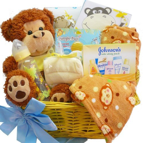 Art of Appreciation Gift Baskets Monkey Business