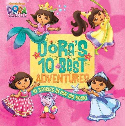 Dora's 10 Best Adventures (Dora The Explorer) Book Review