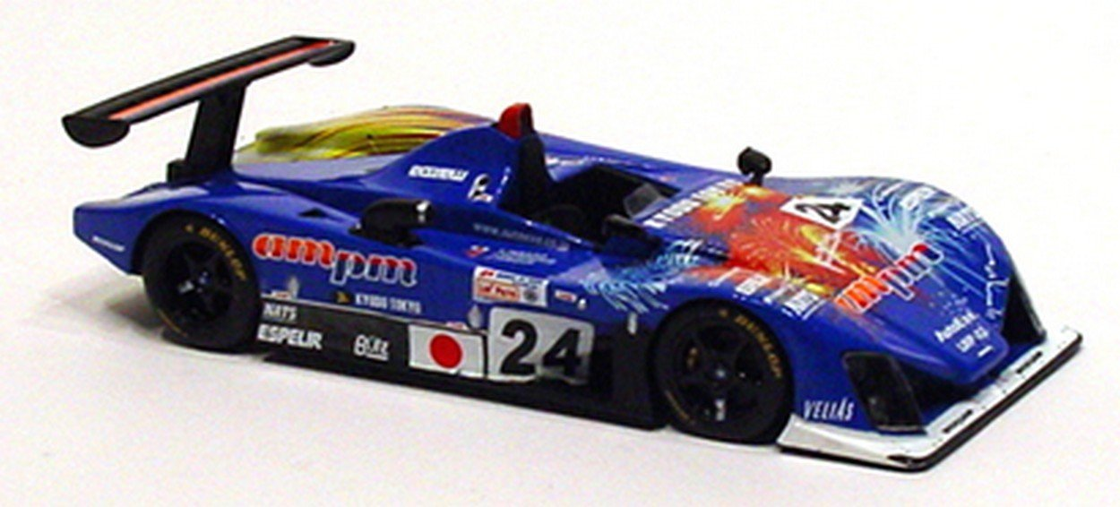NEWES Spark Model SCWR02 WR N.24 AUTOEXE LM02 1:43 MODELLINO Die Cast Model