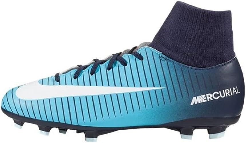 Nike Jr Mercurial Victory VI DF FG, Chaussures de Football