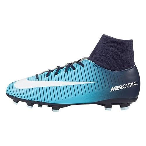 Nike Botas de fútbol Unisex niño 8bce2e52ef065