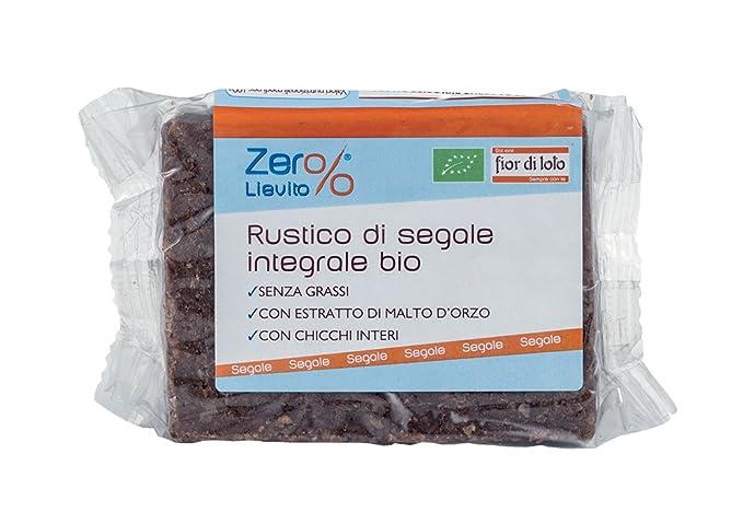 Zer Lievito Pan de Centeno Integral Bio - 500 gr