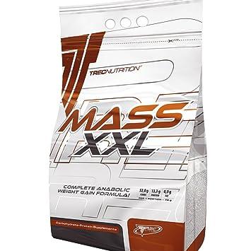 Misa Builder - MASS XXL 1kg - Completa anabólicos aumento de peso Formula - Rápido aumento