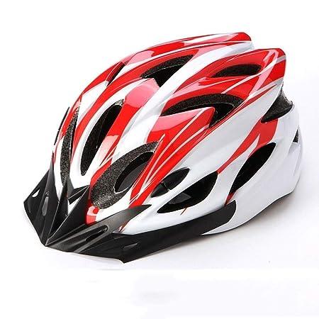 Casco de ciclismo Casco de equitación Unisex Carretera de una ...