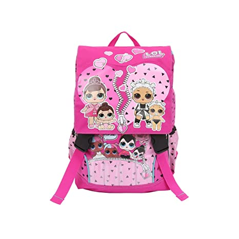 LOL – Mochila Escuela Colegio LOL Surprise EST ll901000