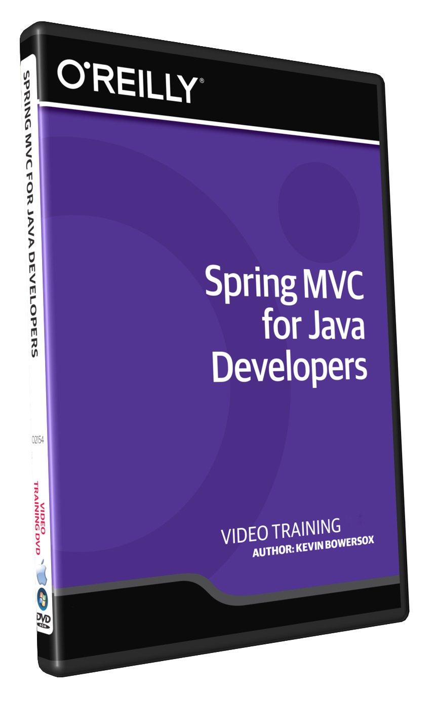 Amazon spring mvc for java developers training dvd baditri Gallery