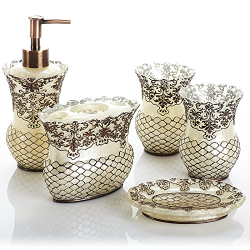 SBWYLT-New homes new chichiwa knot wash package five sets-bathroom toothbrush toothbrush holder Cup