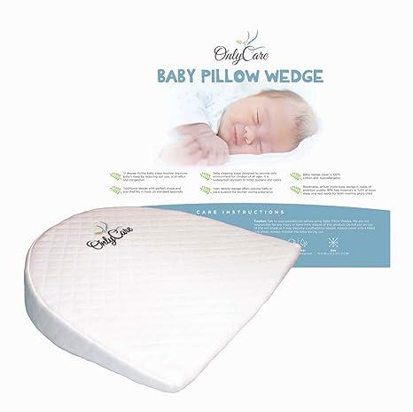 Amazon.com: Almohada de cuña para bebé.: Kitchen & Dining