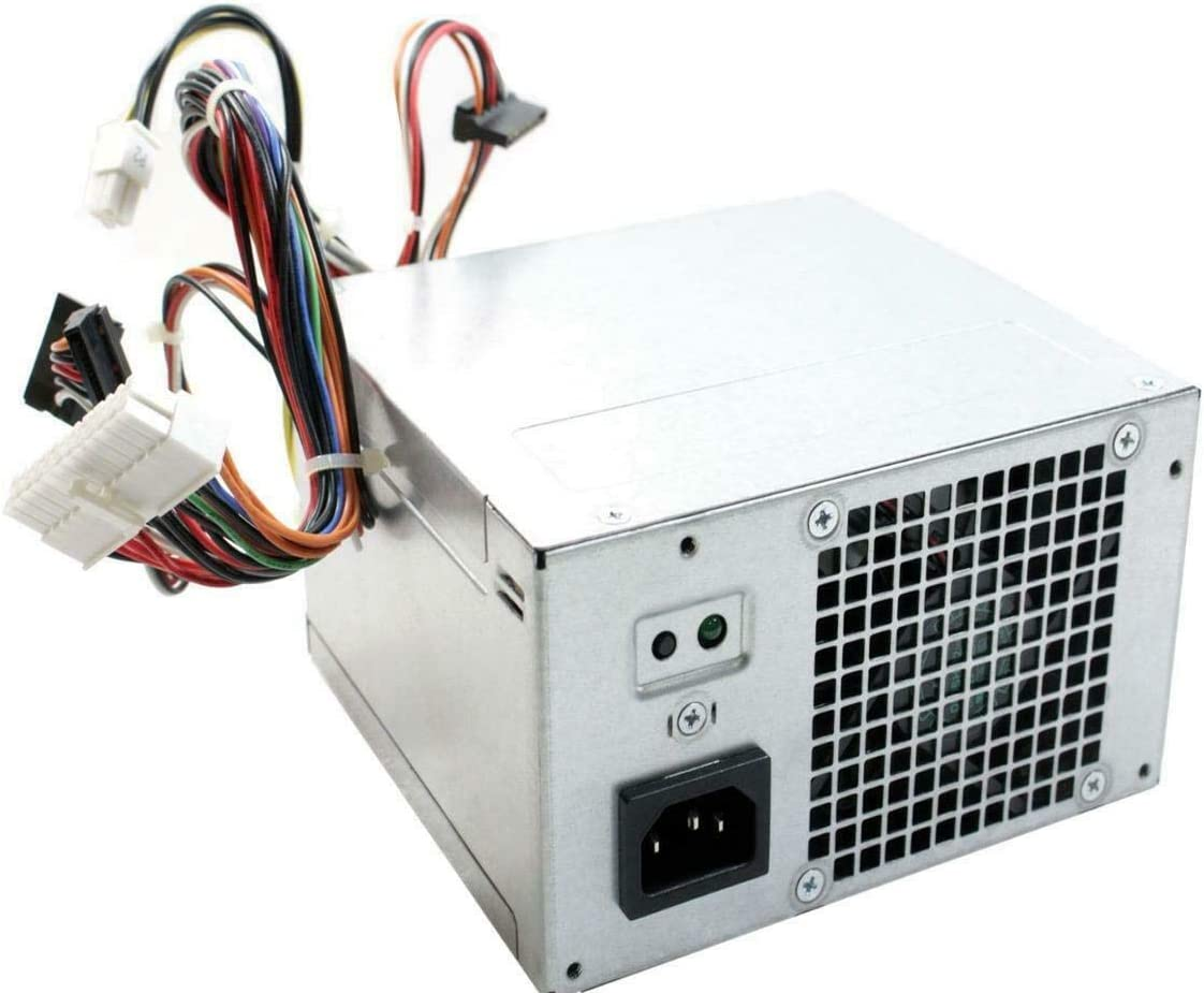 Dell Genuine OEM Optiplex 3010 7010 9010 MT 300W Watt Upgrade Fits 275W Switching Power Supply Unit PSU L275AM-00 R8JX0