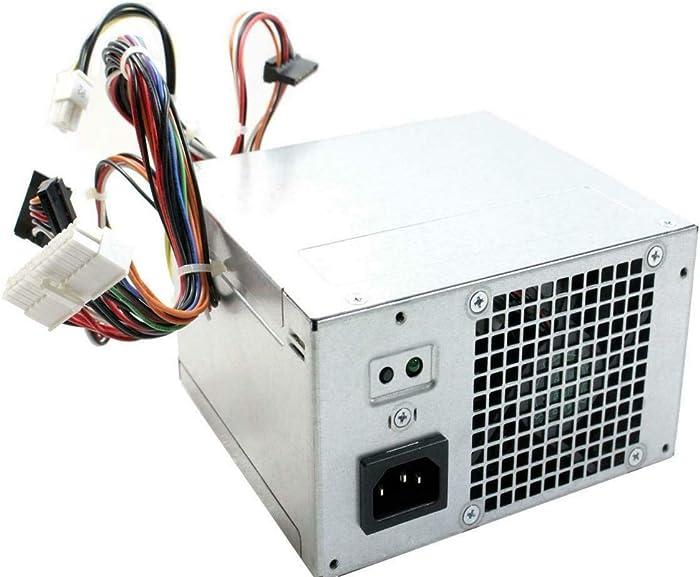 Dell Genuine OEM Optiplex 3010 7010 9010 MT 300W Watt Upgrade Fits 275W Switching Power Supply Unit PSU L275AM-00 R8JX0