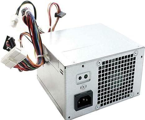 Amazon Com Dell Genuine Oem Optiplex 3010 7010 9010 Mt 300w Watt Upgrade Fits 275w Switching Power Supply Unit Psu L275am 00 R8jx0 Computers Accessories