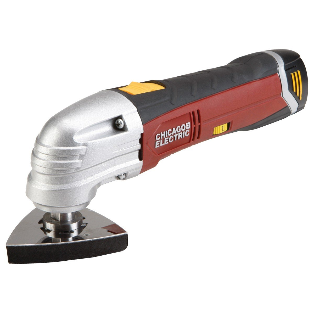 12 Volt Lithium-Ion Variable Speed Oscillating Multifunction Power Tool from TNM