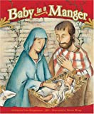Baby in a Manger, Julie Stiegemeyer, 0758607261