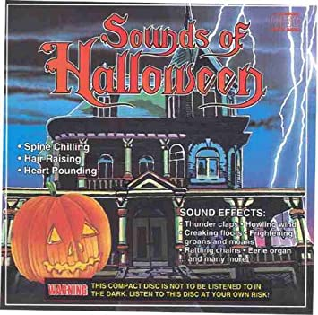 Various - Sounds Of Halloween: Sounds Effects - Amazon.com Music