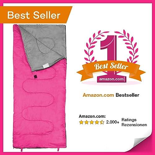 REVALCAMP Sleeping Bag Indoor Outdoor Use. Great