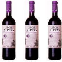 Aldeya Vino tinto 2018 - 3 botellas x