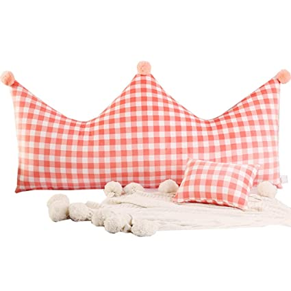 Amazon.com: Cushions Pillow Big Back Cute Bed Double ...