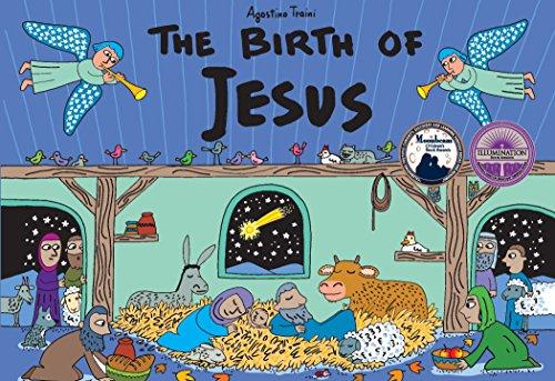 The Birth of Jesus: A Christmas Pop-Up Book (Of Jesus Birth)