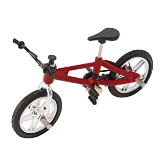 JAGETRADE Finger Alloy Bicycle Model Mini MTB BMX Fixie Bike Boys Toy Creative Game Gift