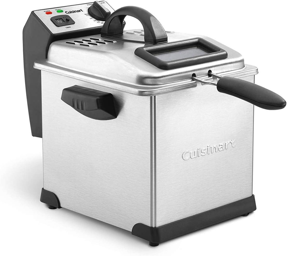 Cuisinart 3.4-Quart Deep Fryer