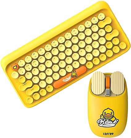 Juego de combinación de teclado y ratón Bluetooth, nuevo y ...