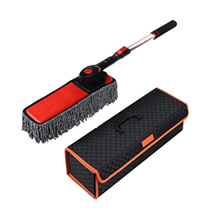 Cleaning Dust Mop Duster Gray Snow Automotive Supplies Sweep