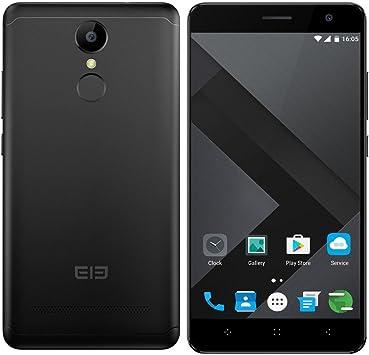 Elephone A8 móviles y smartphones libres, Teléfonos Móviles Libres 5.0 Pulgadas de Pantalla Dual SIM 3G Android 7.0 Quad Core MT6580 1.3GHz: Amazon.es: Electrónica