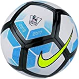 Nike Pitch PL White Football (Size 5 _Medium)