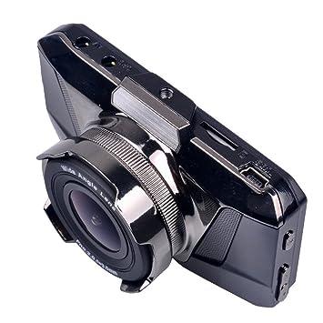 ETTG KP3000 Cámara grabadora DVR Full HD 1080P para el coche, pantalla de