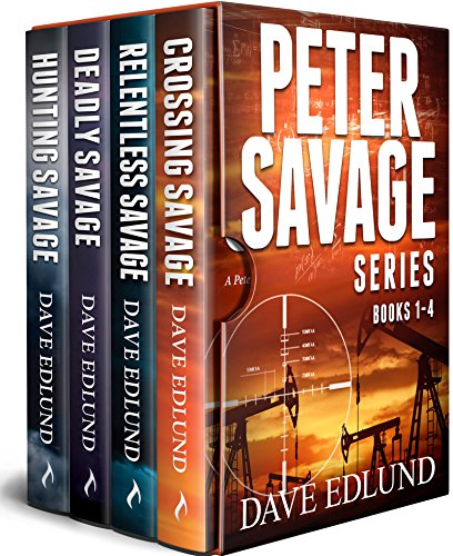 The Peter Savage Boxed Set by Dave Edlund ebook deal