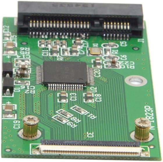 Mini Pci E Msata Ssd Auf 40 Pin Zif Adapterkarte Für Elektronik