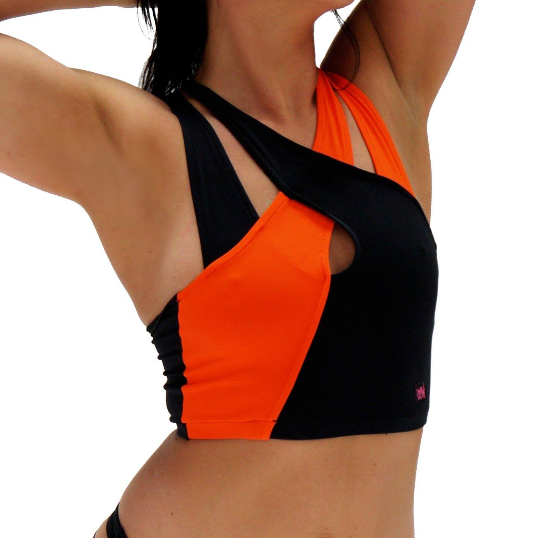 Wink Designs - Maglia sportiva - donna W0162