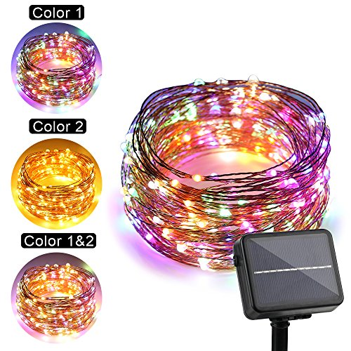 300 Count Led Multi Color Micro Christmas Lights